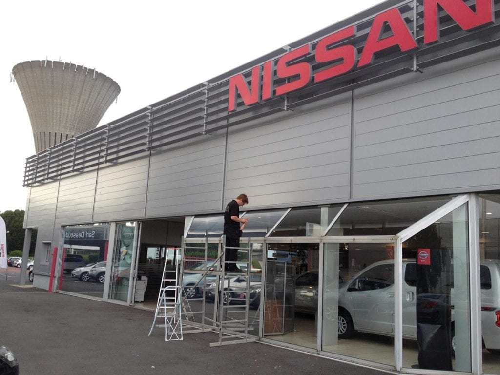 Concession Nissan Dessoude